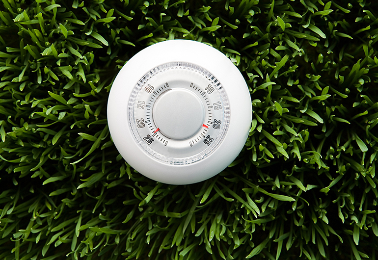 honeywell round thermostat